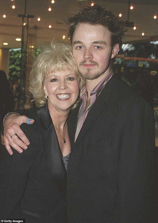 Scandal:Bert and Patti's troubled son, Matthew Newton, who suffers from bipolar disorder and obsessive compulsive disorder, has made headlines many times over the years