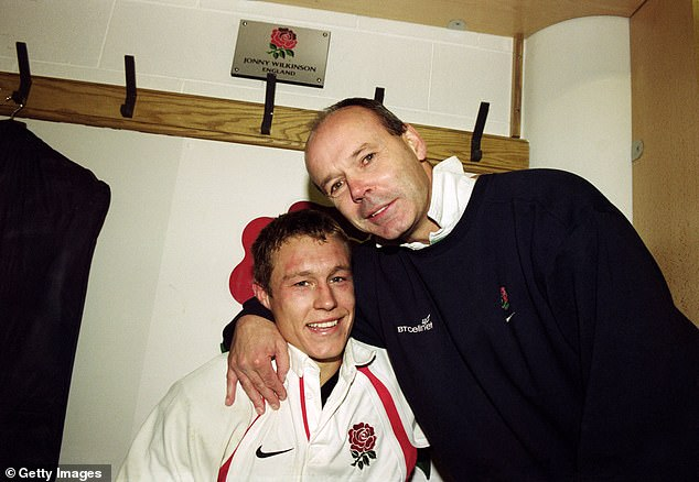 Jonny Wilkinson set the benchmark for every No 10 and today's players still look up to him