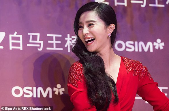 She was China's richest celebrity and one of the highest paid actresses in the world