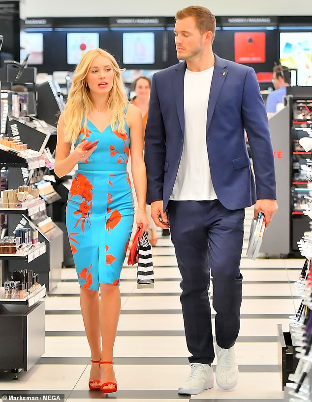 Shopping Central: The duo was spotted leaving Sephora and looked effortlessly gorgeous