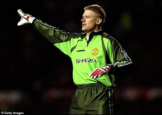 Peter Schmeichel was probably the best goalkeeper in the world during the 1998-99 season