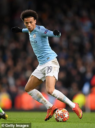 Leroy Sane has offered plenty of assists