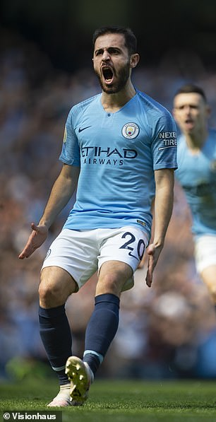 Bernardo Silva has been an unsung hero