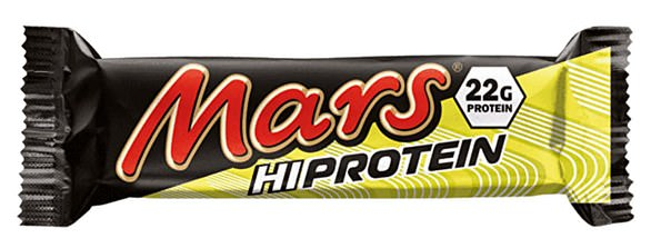 Mars Bar Protein 27, corner shop £1.65