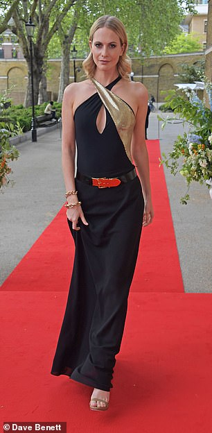 """Poppy Delevingne attends the Premiere Screening for the new season of Sky Original """"Riviera"""" at The Saatchi Gallery"""