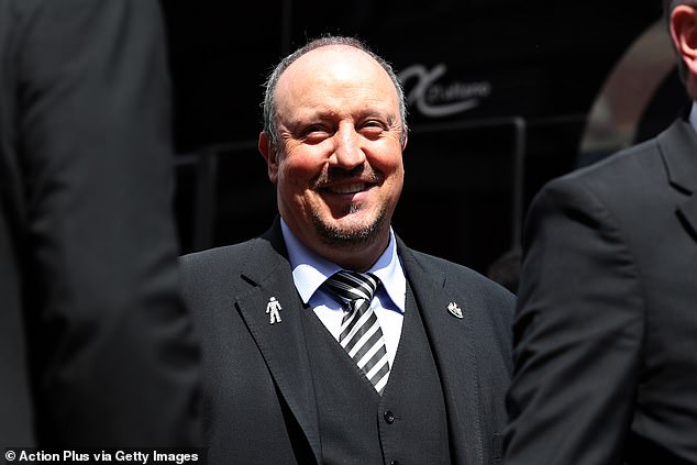 Rafa Benitez has the habit of showing why it is so crucial for Newcastle at the end of the season