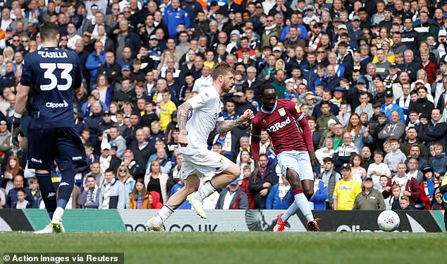 The Leeds that allows Aston Villa to score a goal is perhaps the most surreal moment of the season