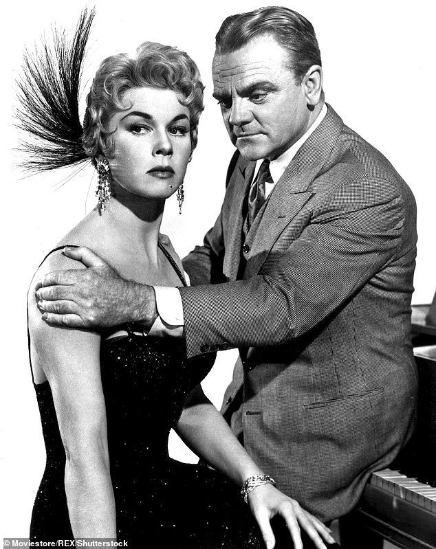 """James Cagney starred with Day in Love Me Or Leave Me. Cagney said that Day """"had the ability to project the simple, direct message of a simple, straightforward idea without overloading it""""."""
