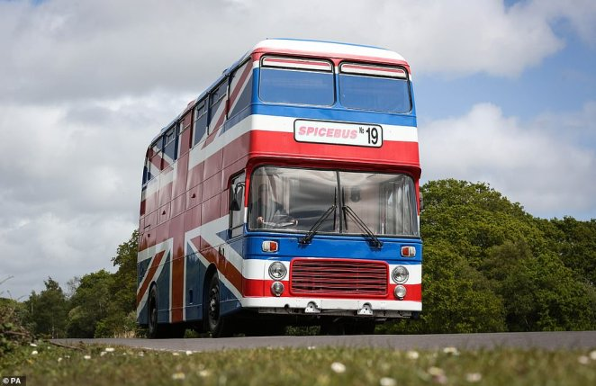 The original Union Jack bus from the Spice Girls movie has been converted into a holiday rental and is now available on Airbnb