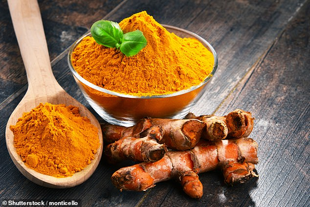 Turmeric is a favourite. It's good in curries, and recently we've seen hype around the turmeric latte. Stories pop up regularly about its healing power, normally based on curcumin