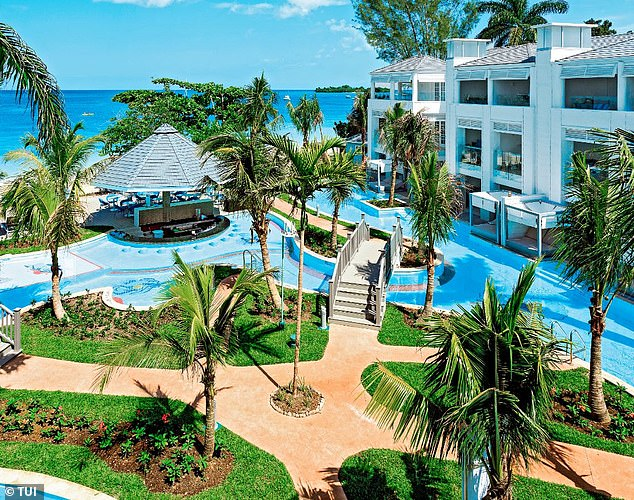 Trouble in paradise?In the six months to 31 March, the holiday group's losses swelled from £148million to £261million