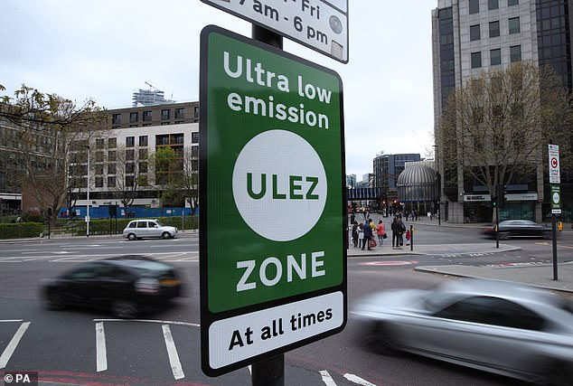 The Ultra Low Emissions Zone was introduced in London in April and will be expanded in 2021