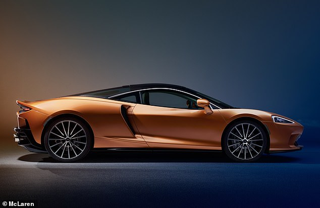 It has been detuned, though, meaning the total power output of the engine is 612bhp