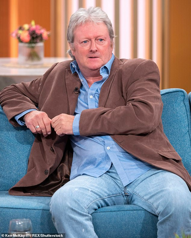 The31-year-old's fatherCharlie Lawson has played Jim McDonald in Coronation Street since 1989