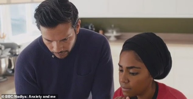 The couple are determined to work through Nadiya's anxiety and panic disorders together, with Abdul promising he'll help her in whatever way he can