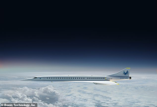Hermeus is far from alone in its quest to develop a faster airplane. Boom Supersonics could have a craft ready by 2020.