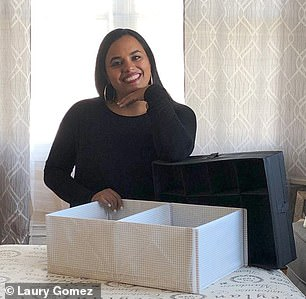 UNpile Founder, Laury Gomez, shares her top ten time efficient tips for organizing your home