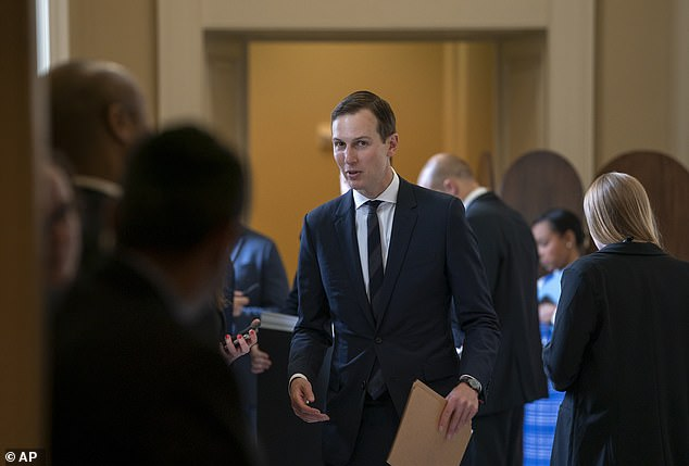 Jared Kushner, a senior White House official and the president's son-in-law, crafted the current proposal with the input of economic and border security experts such as senior policy advisor Stephen Miller