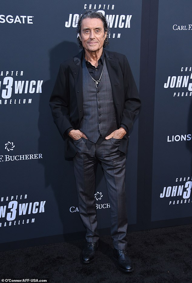 Coming soon:Ian McShane returns as Al Swearengen in HBO's highly anticipated Deadwood movie, debuting May 31