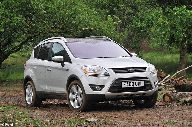The Kuga might look like a convincing compact SUV but owners warn they're not reliable