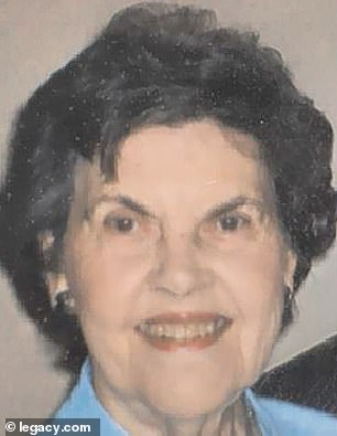 Chemirmir was also charged with the murder of Phyllis Payne (pictured), 91, on May 14, 2016