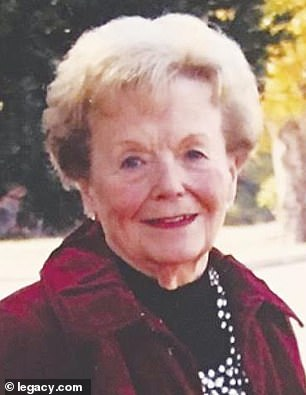 Norma French (pictured), 85, was killed October 8, 2016