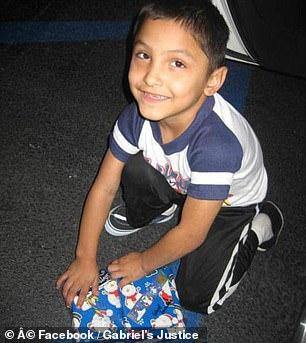 Gabriel was in Garcia's class as a first-grader