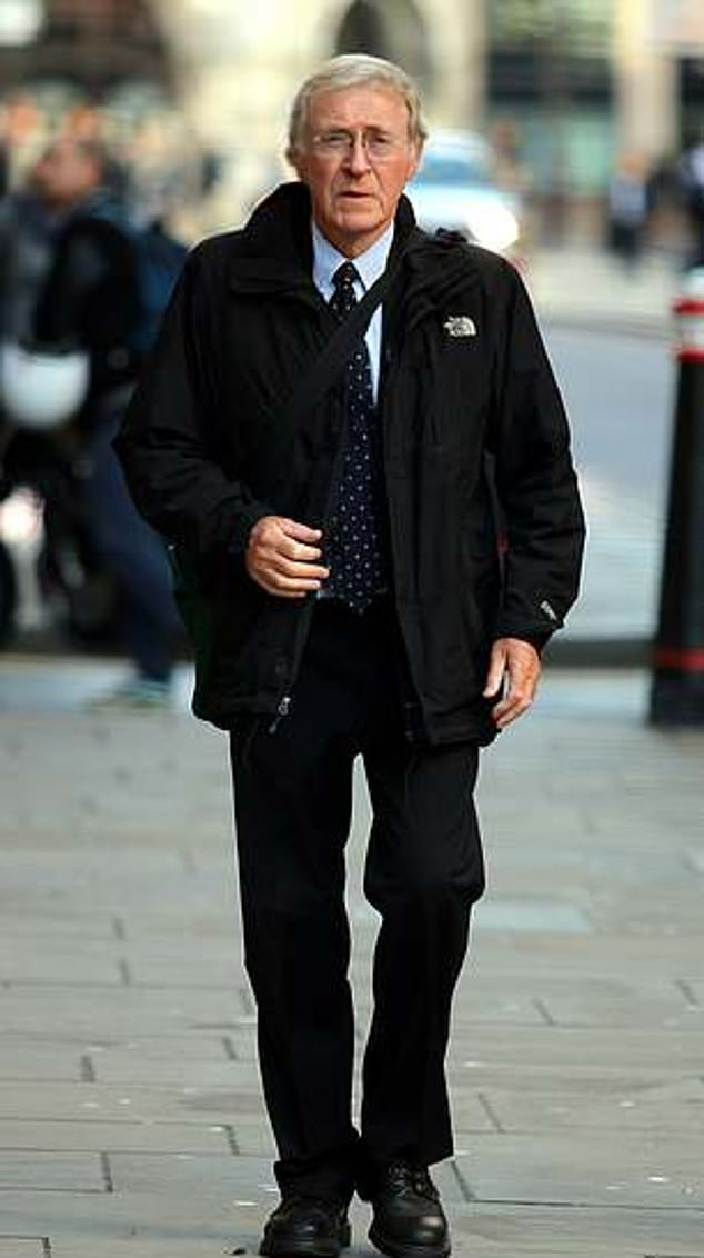 Tutin was convicted of 15 counts of indecent assault against victims as young as 15 after a nine-week trial at the Old Bailey