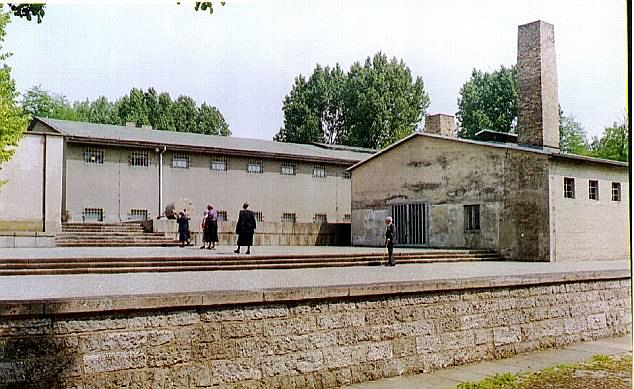 In 1941, after torturous interrogation from Gestapo officers who suspected her family of disobedience,Krystyna was taken to the Ravensbrück (pictured)