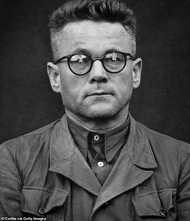 Under the supervision of SS general Karl Gebhardt (pictured), the personal doctor to SS leader Heinrich Himmler, Nazi doctors began dragging inmates into their laboratories to conduct sick medical tests