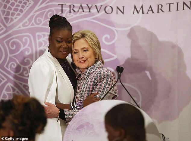 She founded the Trayvon Martin Foundation based in Miami Gardens and appeared at the 2016 Democratic National Convention with the 'Mothers of the Movement' to support Hillary Clinton's presidential campaign