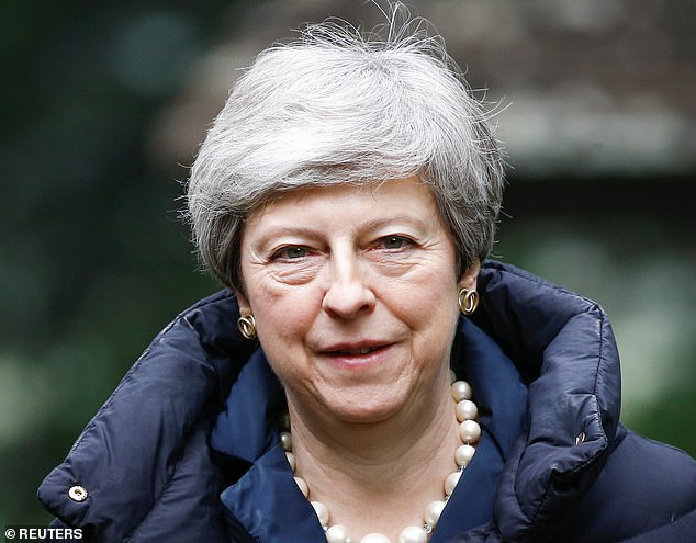 Theresa May has just been told by the executive of the 1922 Committee (otherwise known as the 'men in suits') that she must go, and soon.One or two newspapers reported that she shed a tear at the news