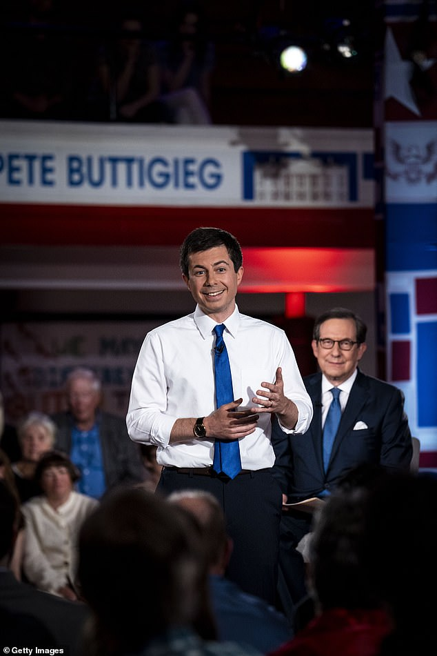 South Bend, Indiana Mayor Pete Buttigieg brought in 1.1 million viewers from his Fox News town hall on Sunday, which was almost double than watched his CNN town hall in March