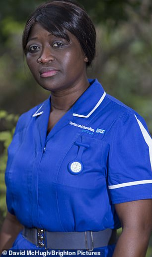 Sarah Kuteh was fired from her job at Darent Valley Hospital in Dartford, Kent, in 2016 for repeatedly talking to patients about her faith