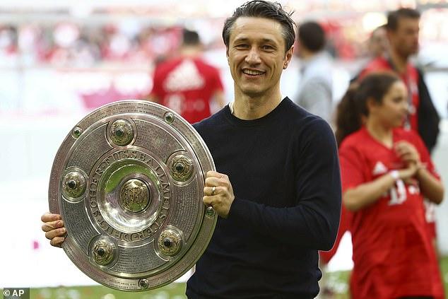 Bayern manager Niko Kovac delivered the Bundesliga title but still find himself under pressure