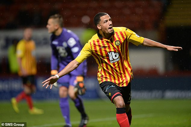Nathan Eccleston has played in a number of clubs following his promising start in Liverpool