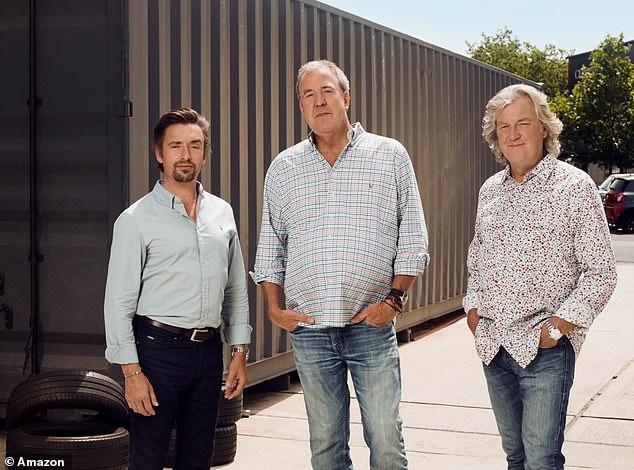 Próximamente: mientras continúa liderando el programa automovilístico The Grand Tour del servicio de transmisión, Clarkson filmará los primeros episodios del programa de agricultura en septiembre.