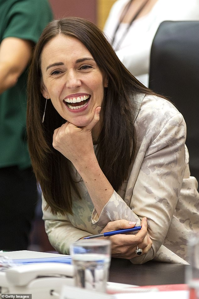 New Zealand Prime Minister Jacinda Ardern Is Criticised