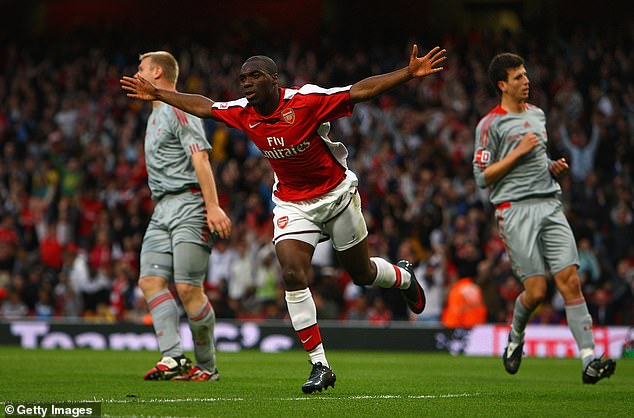Gilles Sunu was another player who scored in this 2009 final but has now dropped out of the radar