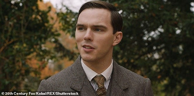 Tolkien:Hoult starred in the biopic of Lord of the Rings author J.R.R. Tolkien, dubbed Tolkien, and he also stars in the X-Men superhero adventure Dark Phoenix on June 7