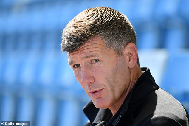 Exeter Chiefs director of rugby Rob Baxter jumped to the defence of his side's playing style