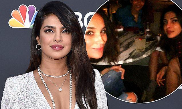 Priyanka Chopra insists close pal Meghan Markle is a victim