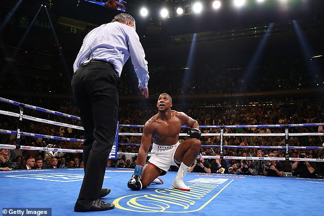 Several rumours have circulated in a bid to explain Joshua's performance on the weekend
