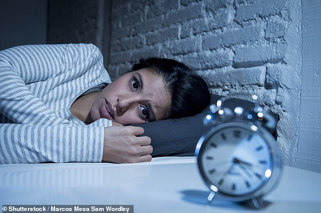 'Night owls' could get their sleeping patterns on track with just 11 lifestyle tweaks (stock)