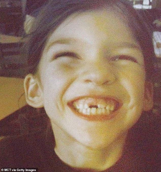 Merah, his eight-year-old daughter