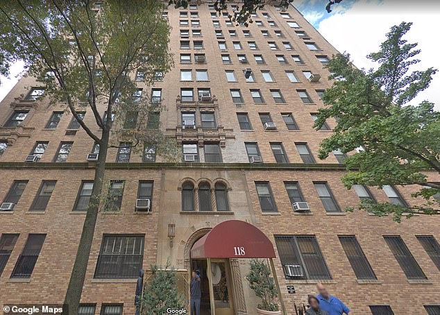 She was found dead in her New York City apartment on Sunday, according to police