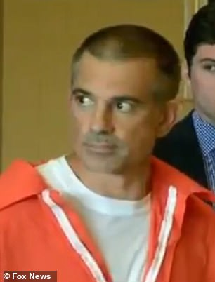Fotis Dulos (pictured in court this week) has hired Alex Jones' lawyer after he was charged in the disappearance of his estranged wife Jennifer Dulos