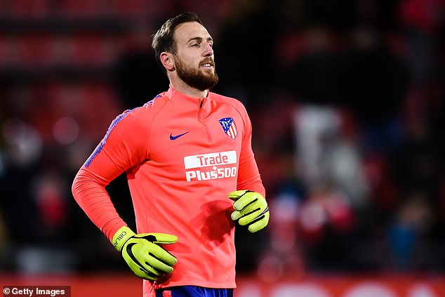 Atletico Madrid may face a major reconstruction when stars like goalkeeper Jan Oblak leave the club