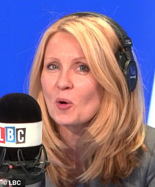 Esther McVey attributes a feud with Lorraine Kelly to a GMTV channel, a friend said