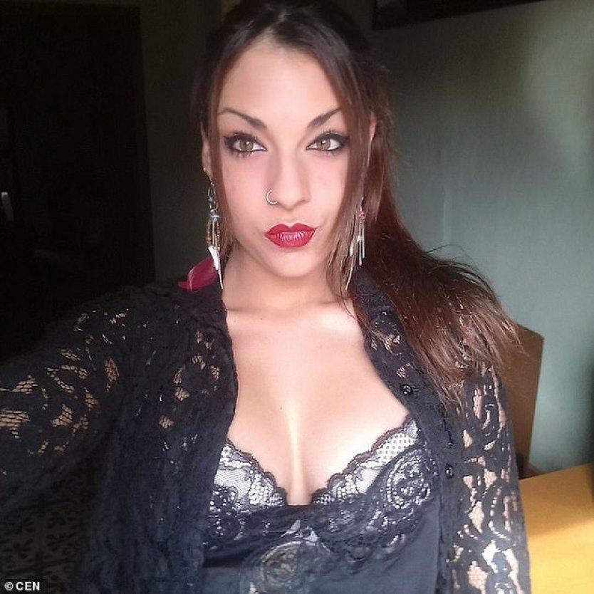 Woman faces eight years in jail after 'biting off her boyfriend's TONGUE'    Daily Mail Online